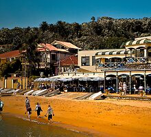 Doyles Watson's Bay by Rosalie Dale