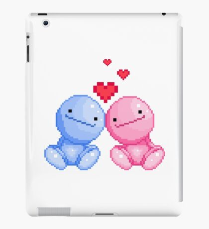 Nohohon in love iPad Case/Skin