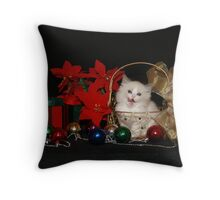 Christmas Goodies Throw Pillow