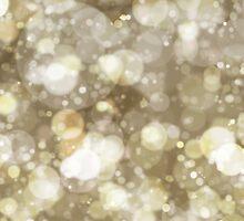 Sparkling gold Bokeh Print by ARTiculatePRINT