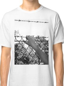 """""""Security or Imprisonment""""  Classic T-Shirt"""
