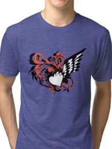 heart&wing Tri-blend T-Shirt
