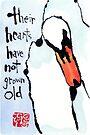 Swan Heart by dosankodebbie
