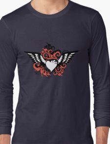 heart&wings Long Sleeve T-Shirt