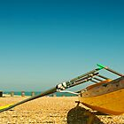 Rowing Boat by LozengePhotoArt