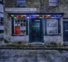 Christmas Post Office by Ian Mitchell