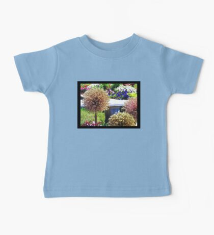 Springtime in the park Baby Tee