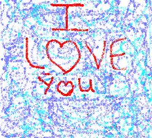 I love you by jules / Missy frost