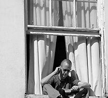 Window Reader by LozengePhotoArt