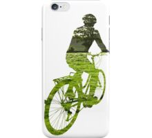 Green Transport 5 iPhone Case/Skin