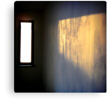 vertical horizontal paradox Canvas Print