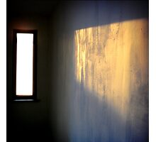 vertical horizontal paradox Photographic Print