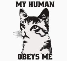 My human obeys me by stf-any