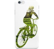 Green Transport 4 iPhone Case/Skin