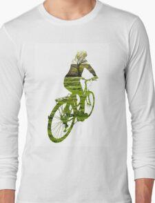 Green Transport 4 Long Sleeve T-Shirt