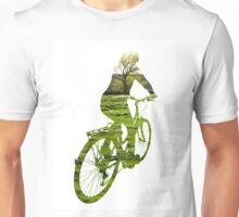 Green Transport 4 Unisex T-Shirt