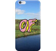Odd Future Scenic Background iPhone Case/Skin