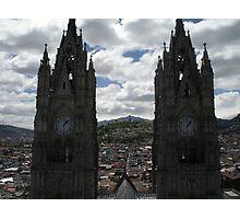 Quito Photographic Print