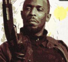 Omar's Comin' Yo! Sticker