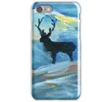 Lone Stag iPhone Case/Skin