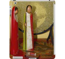Simple Nativity Scene iPad Case/Skin
