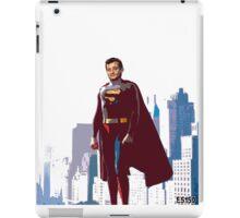 Super Murray iPad Case/Skin