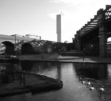 Manchester Canals by Zac Gillett