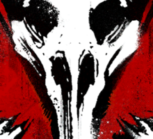 Infamous Second Son - Evil Karma Sticker