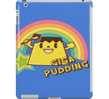 Giga Pudding iPad Case/Skin