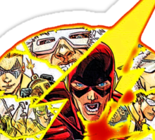 The Flash - Nerdy Must Have Sticker