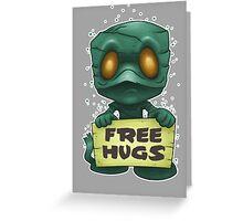 Amumu Free Hugs Greeting Card
