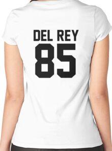 #LANADELREY Women's Fitted Scoop T-Shirt