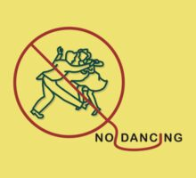 No Dancing by Jean Beaudoin