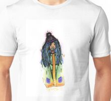 The Blue-Haired Jewelry Maker Unisex T-Shirt