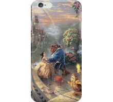 The Beauty and The Beast Disney - All Characters iPhone Case/Skin