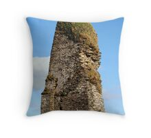 A piller of worship Throw Pillow