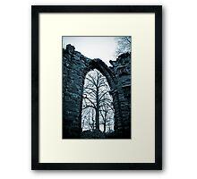 St John's Arch Framed Print