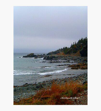 Kings Cove, Newfoundland Photographic Print
