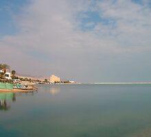 Dead sea 1 by Efi Keren