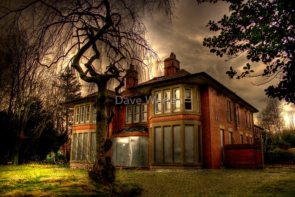 The Old Hall by Dave Warren