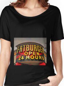 Fatburger  Women's Relaxed Fit T-Shirt