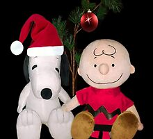 SNOOPY & CHARLIE BROWN FESTIVE CHRISTMAS PICTURE AND OR CARD ECT by ✿✿ Bonita ✿✿ ђєℓℓσ