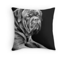 T-Bone Throw Pillow