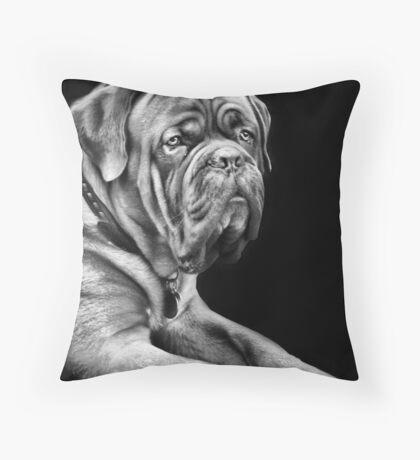 T-Bone Throw Pillow