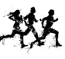 Runners by Richard Eijkenbroek