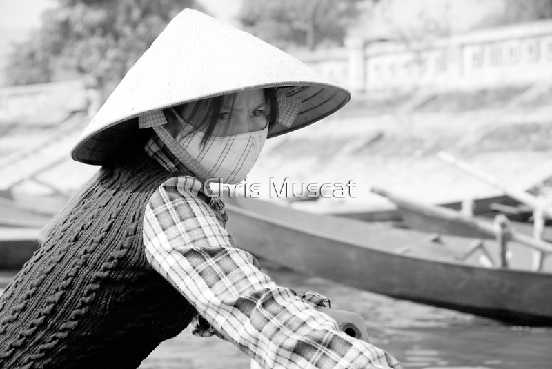 Yen Vi River by Chris Muscat