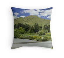 Hanmer Springs 1 Throw Pillow