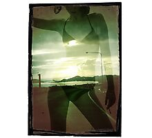 Lomo Photographic Print