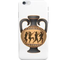 Greek vase iPhone Case/Skin