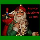 Scottish Santa by Eileen Brymer